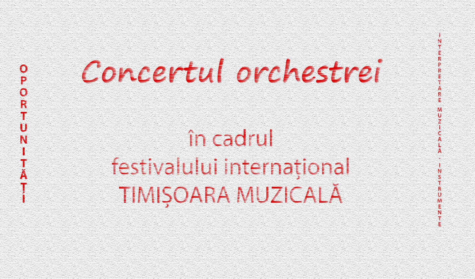 Concertul-orchestrei